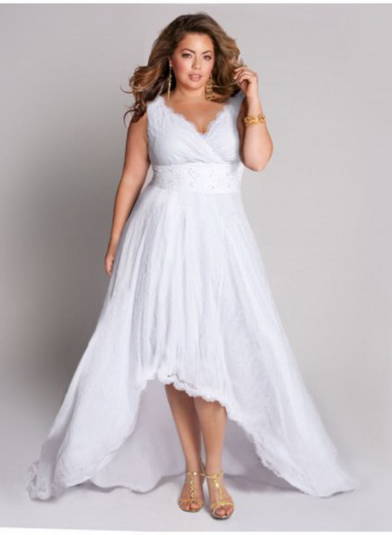 2147483636 Tips To Choose The Perfect Plus Size Bridal Dress...