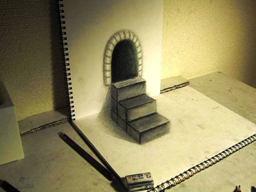 221 Top 25 Incredibly Realistic 3D Drawings