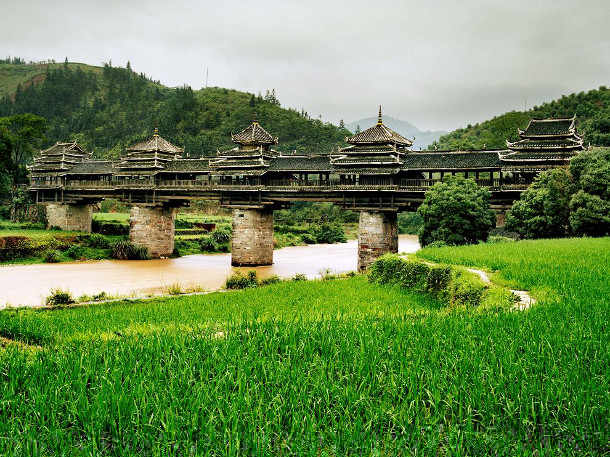 23.-Chengyang 18 Most Unique Bridges Of The World