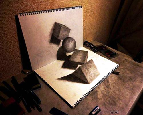 Top 25 incredibly realistic 3d drawings pouted online for 3d drawing online