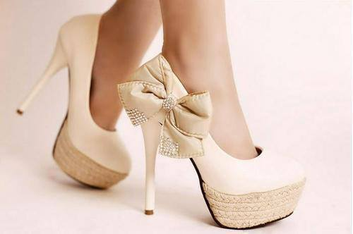 31456_385519614882745_2067637033_n Elegant Collection Of High-Heeled Shoes For Women