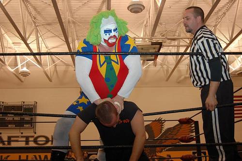 """330557450_2a4f49696e The Sudden Death Of Matt Osborne """"Doink The Clown"""""""
