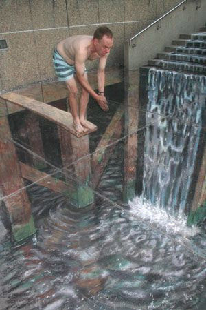 49 26 Most Stunning 3D Street Art Paintings