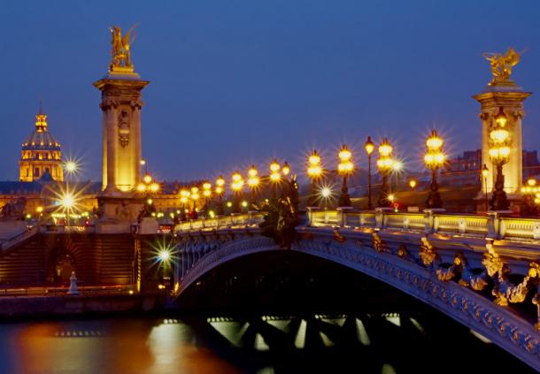 5.-Pont-Alexandre-III 18 Most Unique Bridges Of The World