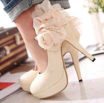 59232_386360191465354_1633770635_n Elegant Collection Of High-Heeled Shoes For Women