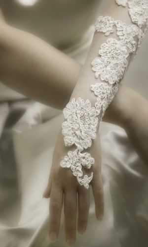 6a0120a65f64b9970c0133ed06a61d970b-300wi 35 Elegant Design Of Bridal Gloves And Tips On Wearing It In Your Wedding