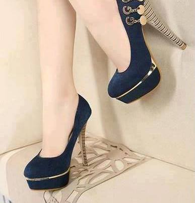 946917 385538998214140 1387110909 n Elegant Collection Of High Heeled Shoes For Women