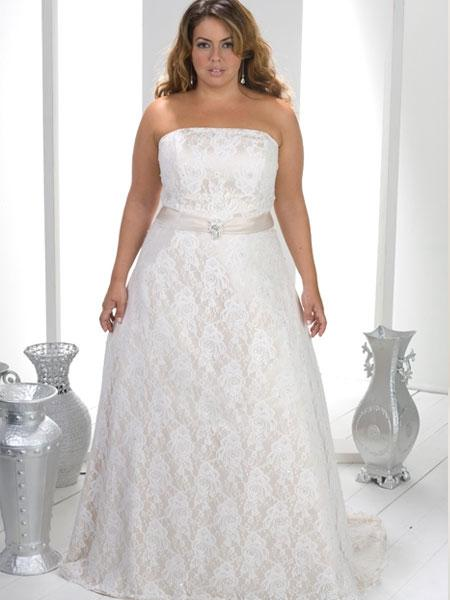 9690 Tips To Choose The Perfect Plus Size Bridal Dress...