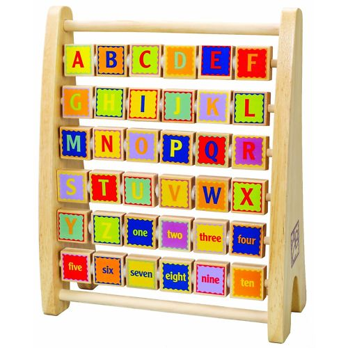 Alphabet-Abacus-ABC-Numbers-Kids-Baby-Educational-Toys Learning Early Is Always Best, So Pick Up An Educational Toy For Your Kid