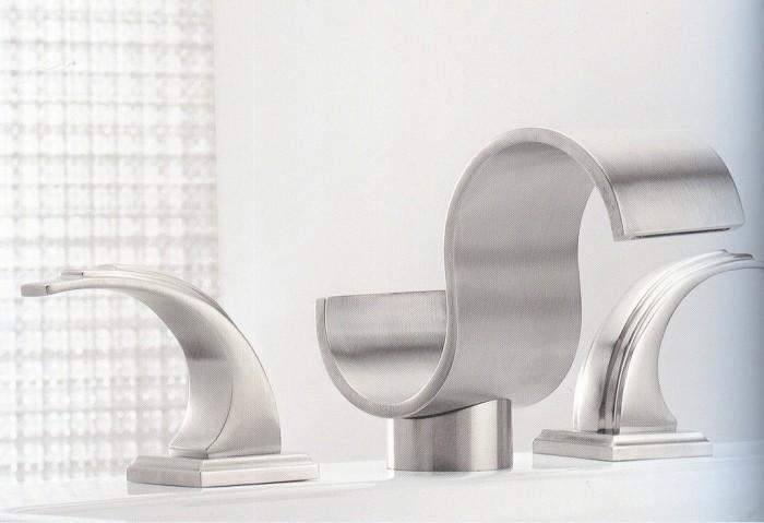 Altmans-Ribbon-Collection-Bathroom-Faucet 40 Breathtaking and Unique Bathroom Faucets