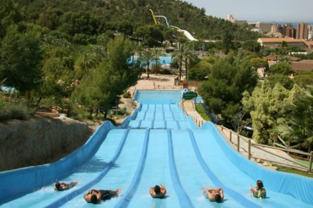 Aqualandia-Spain 15 Of The World's Wildest WaterParks