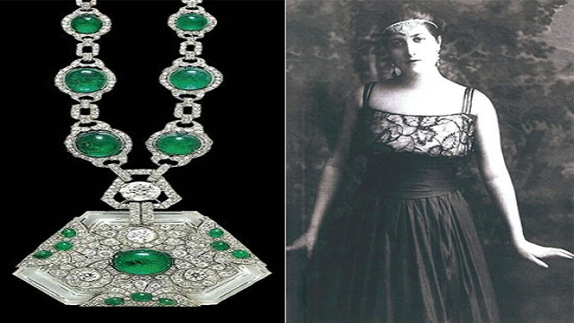 Art-Deco-Necklace-With-Diamonds Top 25 Pieces Of Most Expensive Jewelry In The World