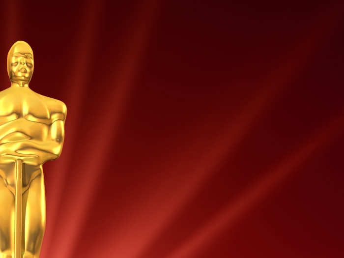 Art oscar awards free ppt backgrounds Pouted Online
