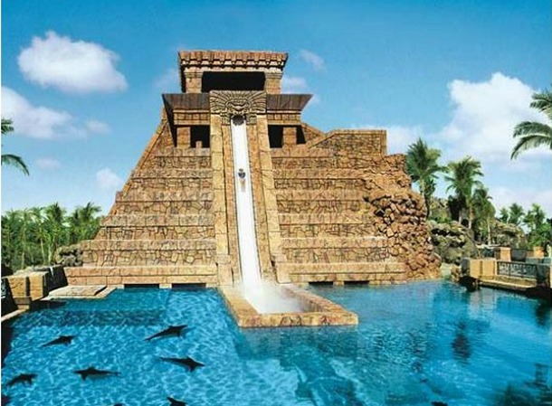 Atlantis-Paradise-Island-Bahamas 15 Of The World's Wildest WaterParks