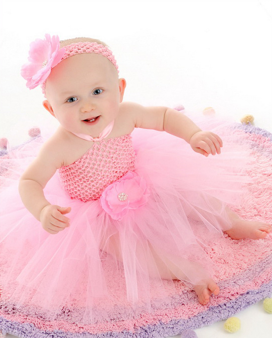 Baby-Girl-Tutu-Dresses-9 1st Birthday Dresses For Your Baby Girl