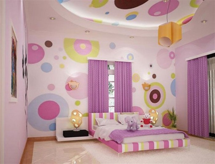 Beauteous-Modern-Design-Room-Inspirations-for-Young-Girl3 Modern Ideas Of Room Designs For Teenage Girls