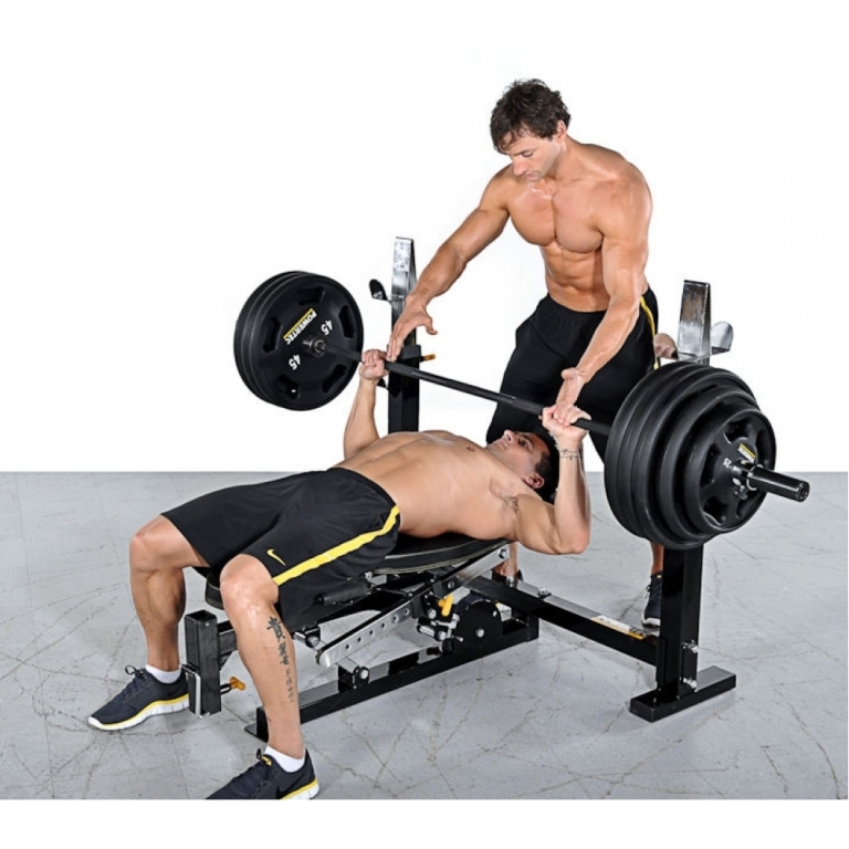 Bench-Press- What Are the Military Workouts?