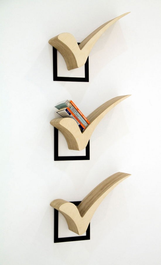 Check-creative-bookshelves 40 Unusual and Creative Bookcases