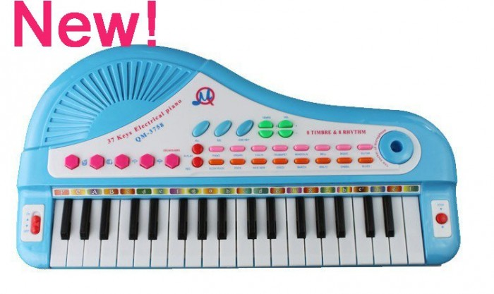 Child-orgatron-toy-violin-baby-music-37-key-with-small-piano-baby-yakuchinone-1-3-years Learning Early Is Always Best, So Pick Up An Educational Toy For Your Kid