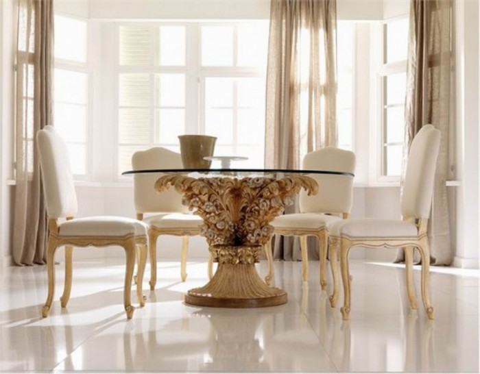 Contemporary-Dining-Room-Chairs-128 45 Most Stylish and Contemporary Dining rooms