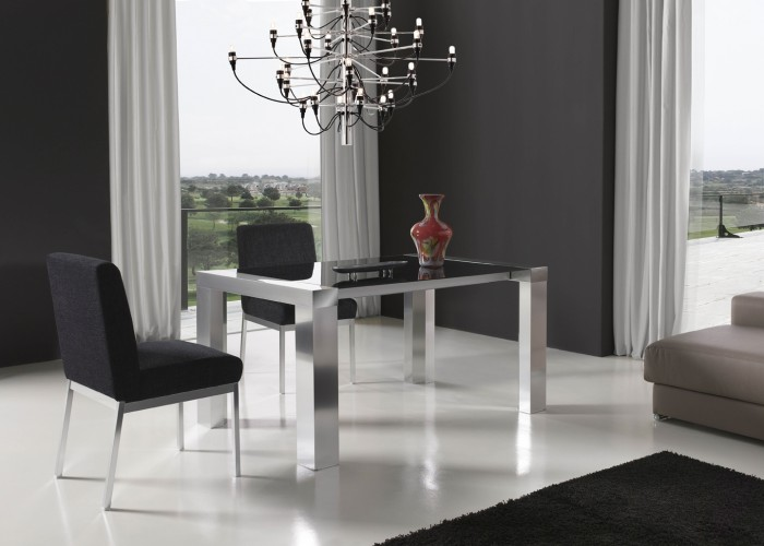 Contemporary-Dining-Room-Tables-Furniture-Sets-AieBuzz-032 45 Most Stylish and Contemporary Dining rooms