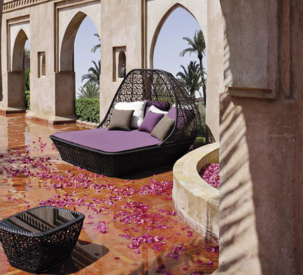 Contemporary-Rattan-Outdoor-Furniture-Designs 32 Most Interesting Outdoor Furniture Designs