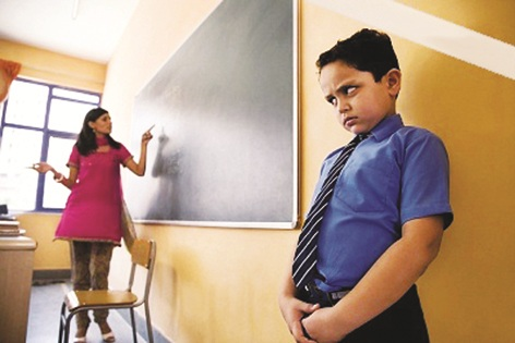 Corporal-Punishment Are You One Of Who Punish Their Kids By Spanking Or Hitting??