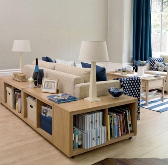 Creative-Bookshelf-Design-570x559 26 Of The Most Creative Bookshelves Designs