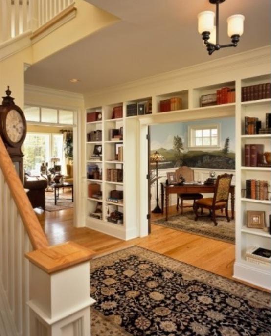 Creative-Bookshelf 26 Of The Most Creative Bookshelves Designs
