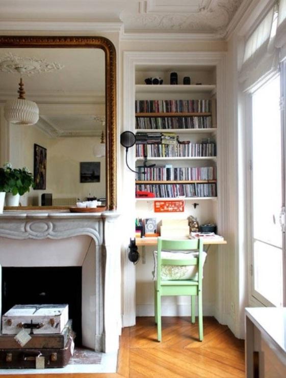 Creative-Ideas-Bookshelf-for-Small-Room 26 Of The Most Creative Bookshelves Designs