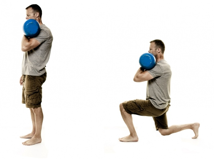 Dell-Lunge- What Are the Military Workouts?