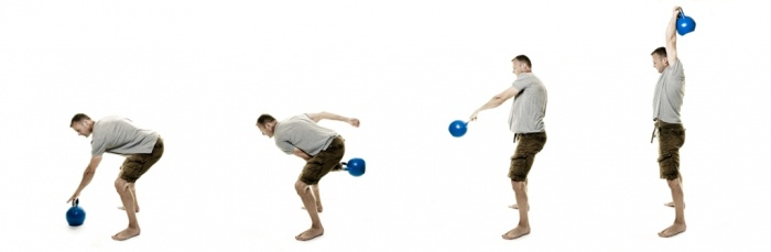 Dell-Snatch-Side- 10 MMA Workouts to Achieve Fitness