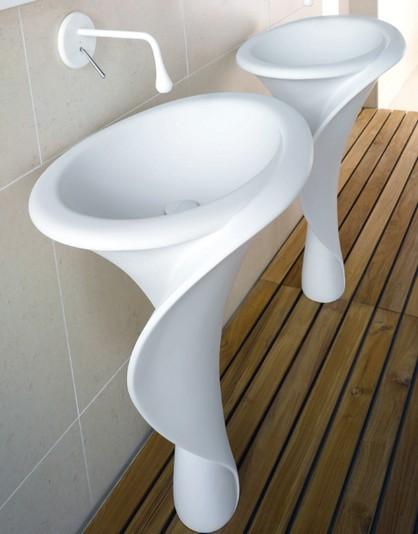 Design-Modern-Bathroom-sink3 40 Catchy and Dazzling Bathroom Sinks
