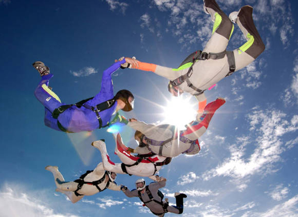 Detroit-Skydiving1 Skydiving Is A Recreational Activity And Competitive Sport,Do You Have Any Pervious Experience?