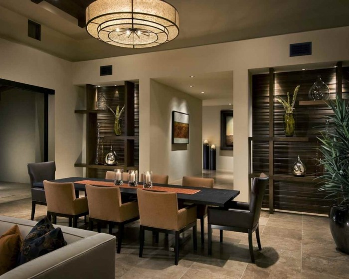 Dining-room-design 28 Elegant Designs For Your Dining Room