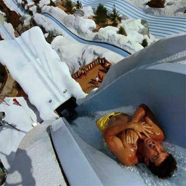 Disney-Blizzard-Beach 15 Of The World's Wildest WaterParks