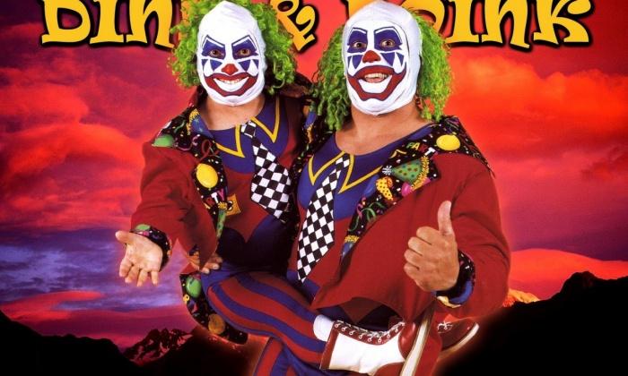 """Doink-The-Clown-and-Dink-the-Clown-Wallpaper The Sudden Death Of Matt Osborne """"Doink The Clown"""""""