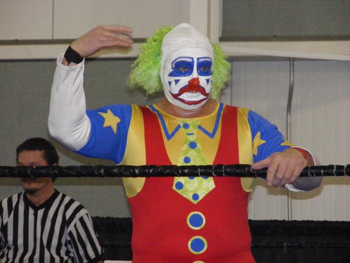 "Doink_in_January_09 The Sudden Death Of Matt Osborne ""Doink The Clown"""