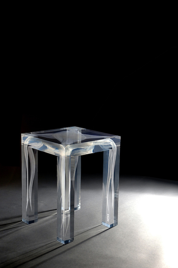 Drift-Ghost-Collection Do Ghosts Scare You? Take a Look at These Ghost Chairs