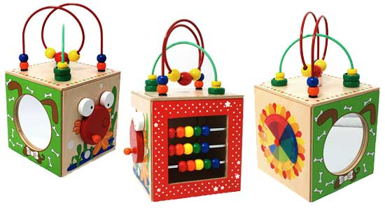 ED2810-DiscovBox550 Learning Early Is Always Best, So Pick Up An Educational Toy For Your Kid