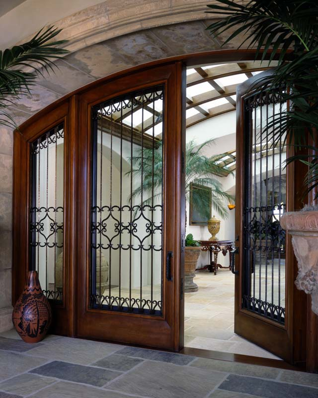 Elegant-and-Unique-Home-Front-Doors 23 Designs To Choose From When Deciding On A Front Door