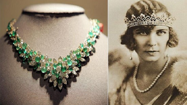 Emerald-and-Diamond-Necklace Top 25 Pieces Of Most Expensive Jewelry In The World