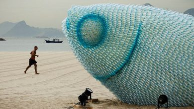 Photo of 12 Impressive Art Works Made From Recycled Materials