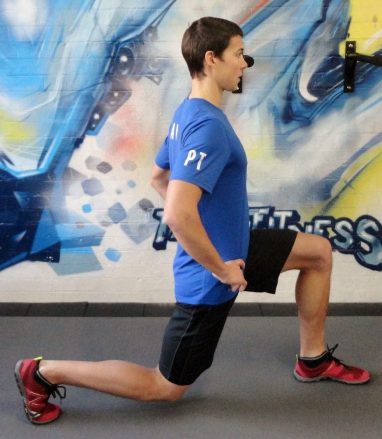 Forward-Lunge-2 How to Increase Your Vertical Jump by 12 Inches in Few days