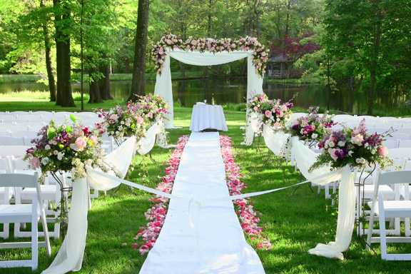 GardenWeddings Best +20 Ideas For Outdoor wedding
