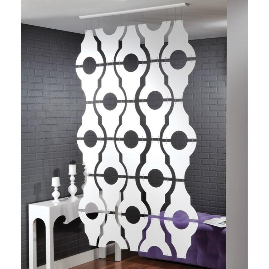 Hanging-Room-Dividers 11 Tips on Mixing Antique and Modern Décor Styles