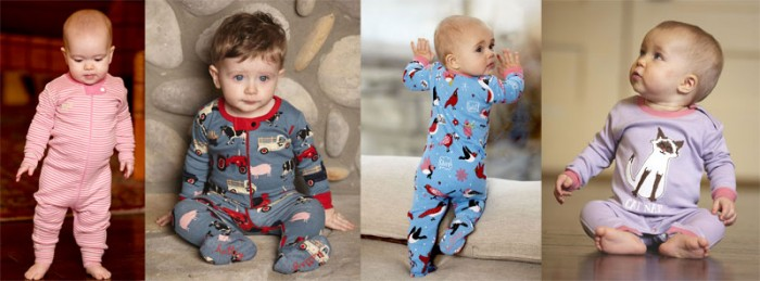 Hatley-sleepsuits-blog-post-image Top 41 Styles Of Clothing For Newborn Babies