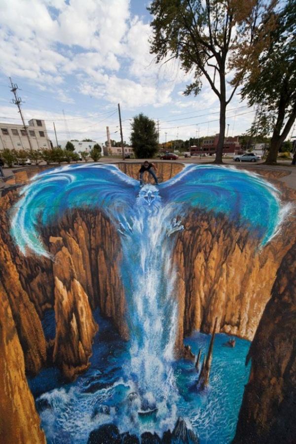 Interesting-3D-Street-Art-Paintings-5-634x951 26 Most Stunning 3D Street Art Paintings