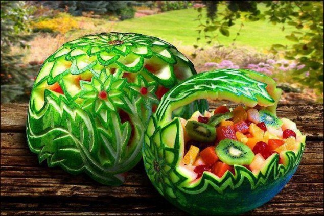 Interesting-Ideas-Fruit-and-Vegetable-Art-9-634x423 The 28 Most Creative Ideas Which Could Inspire You