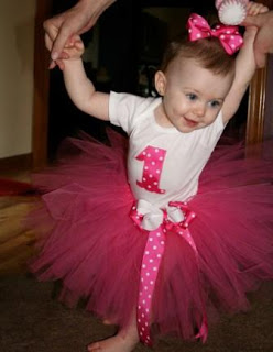 Kara-Tutu 1st Birthday Dresses For Your Baby Girl